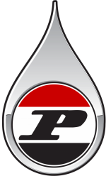Plainsman oil drop logo